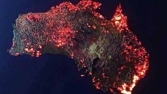 avustralya yangın Google'da Ara, 2020 Yangın