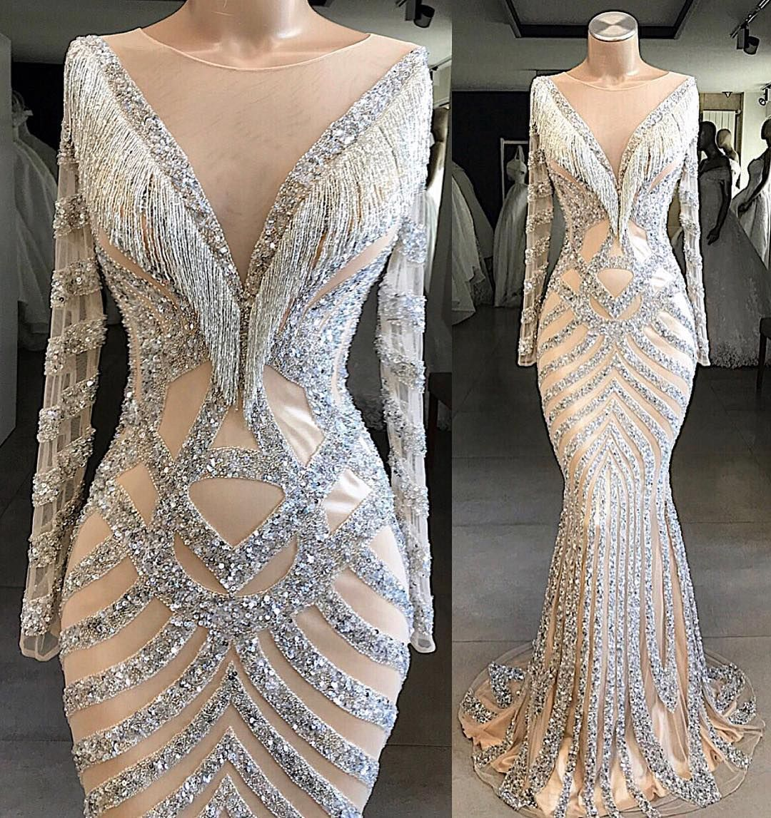 couture glamorous couture designer evening gowns