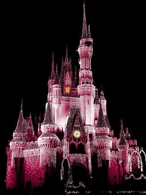 magic #disney in #marsala #pink:
