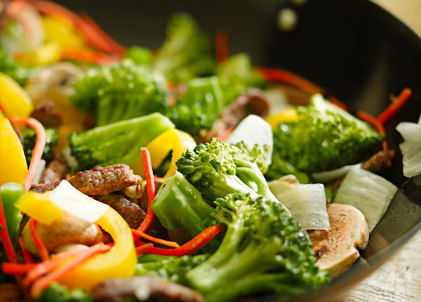 diner zonder koolhydraten