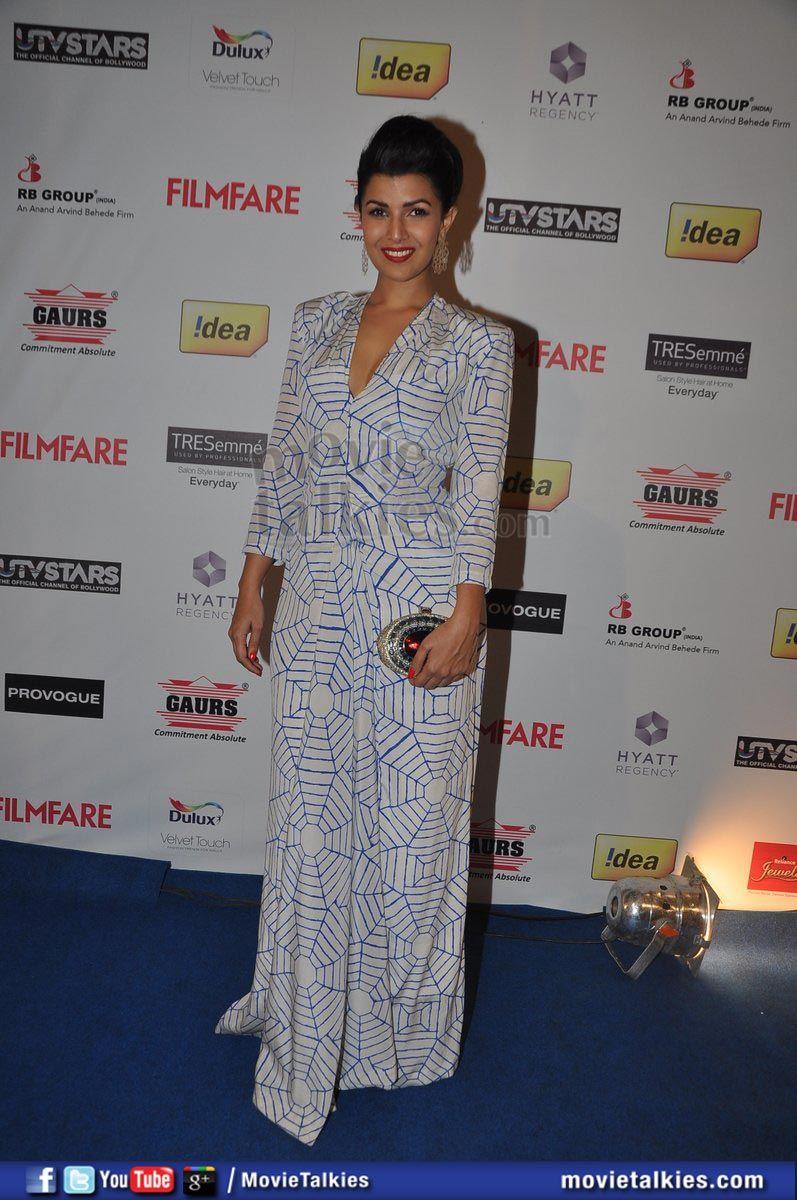 Nimrat Kaur at Filmfare Awards Nominations Party