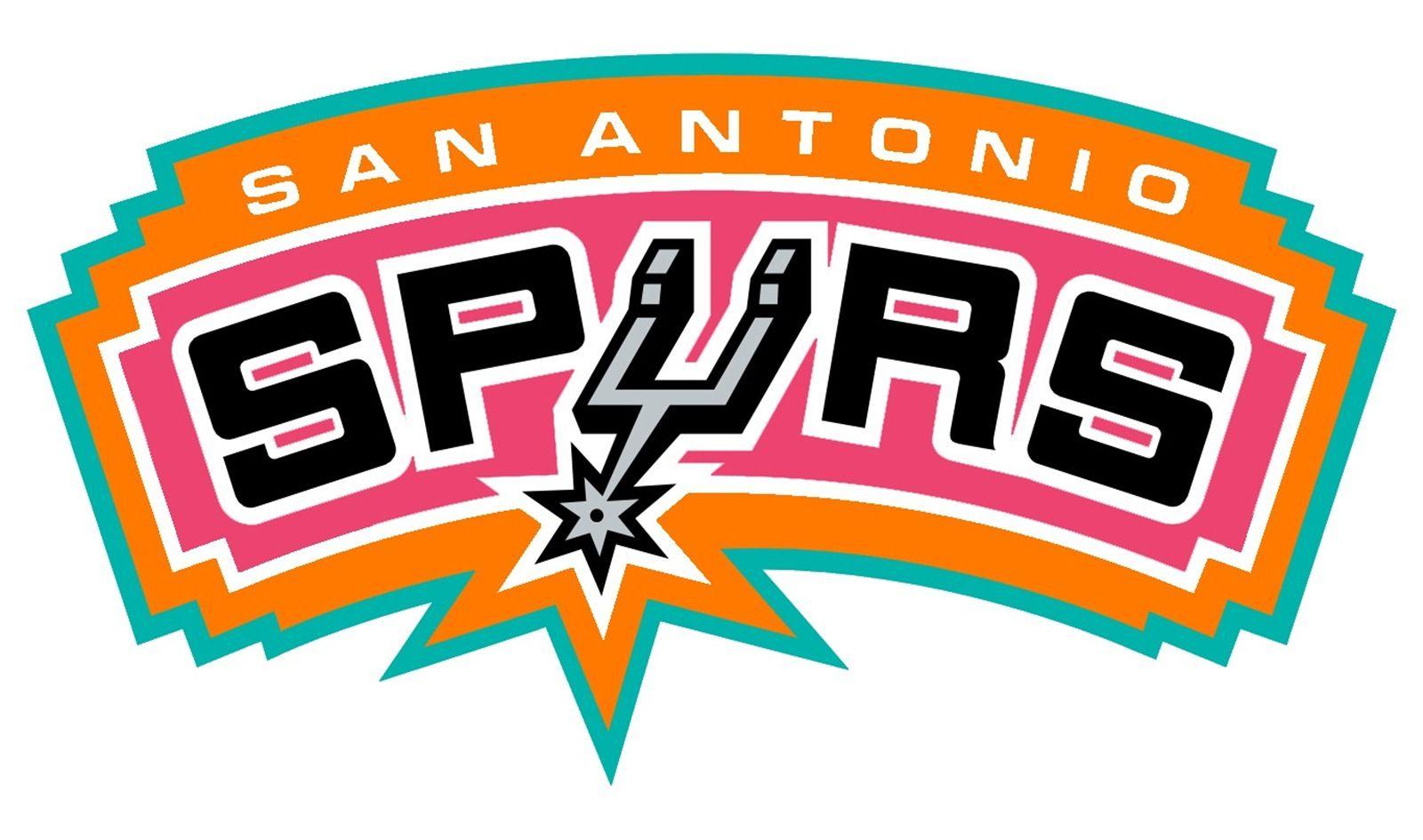 San Antonio Spurs Old Logo San Antonio Spurs Logo Spurs Logo San Antonio Spurs