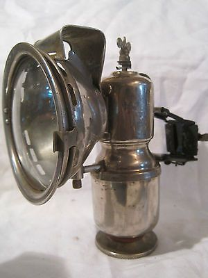 Antique Bicycle Brass Carbide Lamp Saxonia In Collectibles Ebay Antique Bicycles Antiques Bicycle