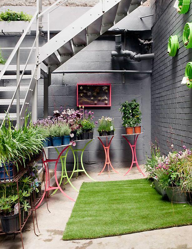 Urban Balcony Garden Ideas Part - 33: The Balcony Gardeneru0027s New Urban Garden Showroom