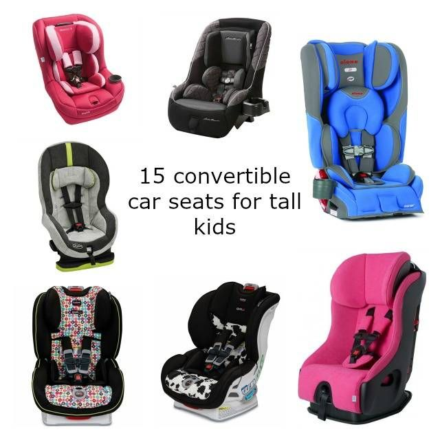 Car Seats That Offer Extended Rear Facing For Tall Or Larger Kids As Well Boosters Convertible And Infant Children Who Are On The