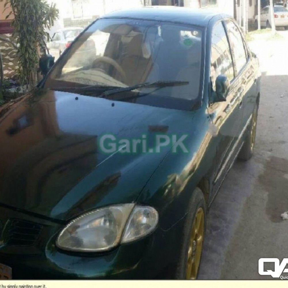 Hyundai Elantra 1999 for Sale in Karachi, Karachi Buy