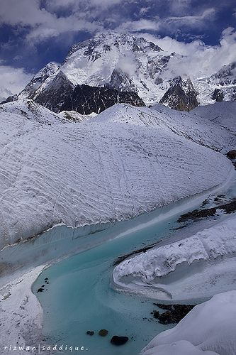Broad Peak 8051m Beautiful Mountains Scenic Photography Karakoram Mountains