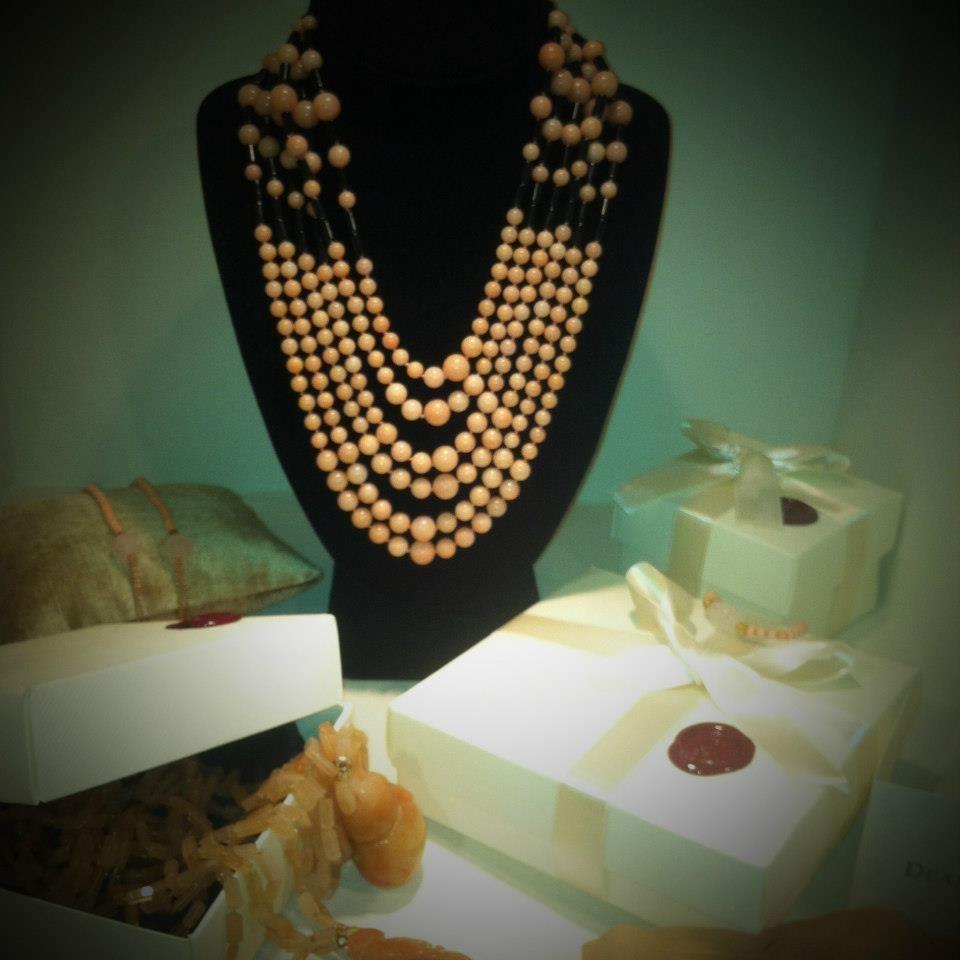Dean D. necklace