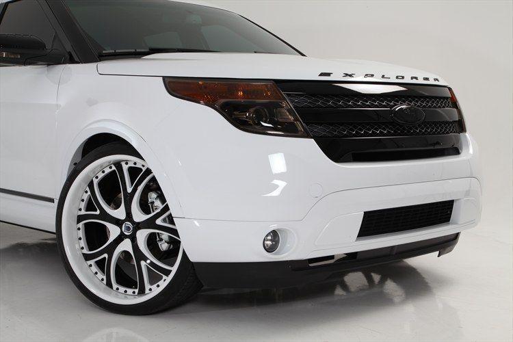 kg custom 2014 ford explorer 16329657