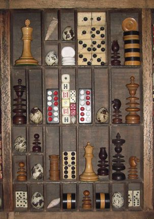Vintage Games Collage