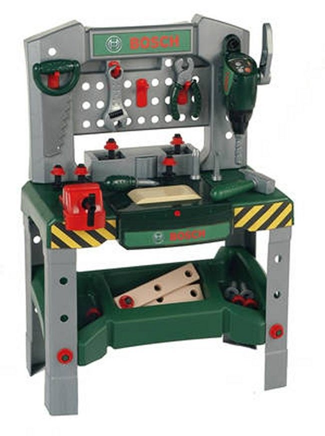 Bosch Tool Bench My Son Loves Making Things On His One