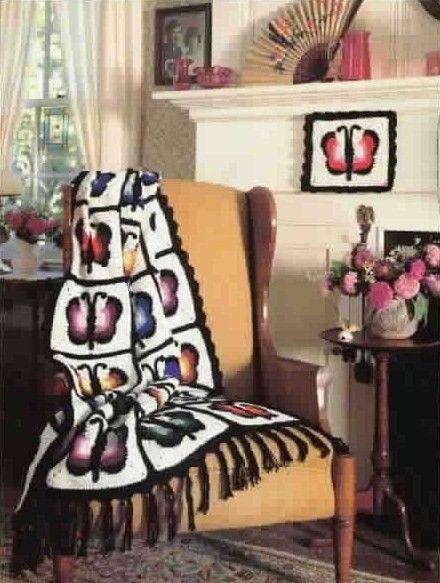 Crochet | Häkeln Plaid \