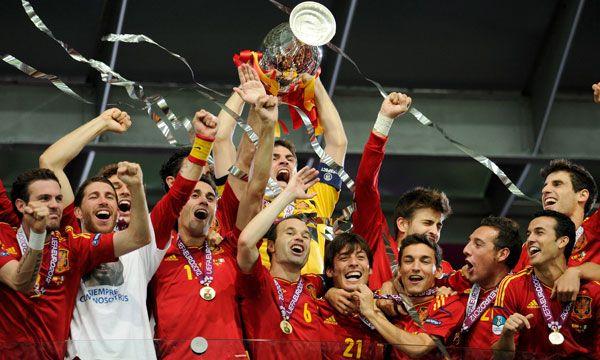 SPAIN ROCKS!!  La imagen del éxito español