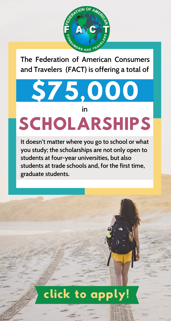 Fact Is Offering 75 000 In Scholarships This Year The University Network Scholarships For Graduate Students Graduate Scholarships Scholarships