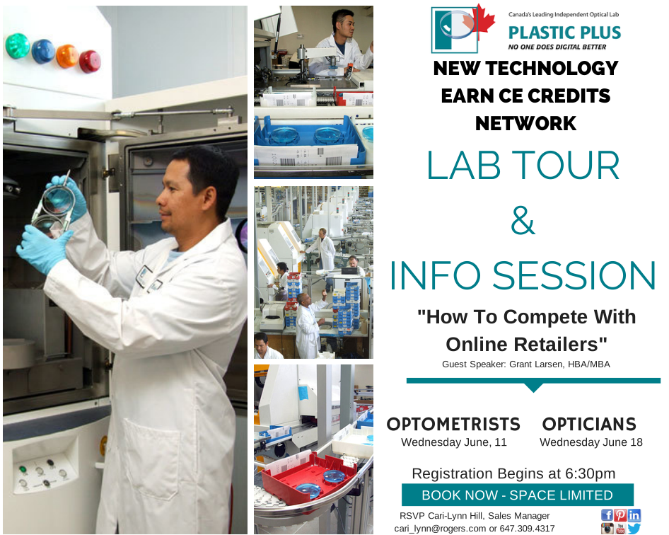 Lab Tour and Info Session
