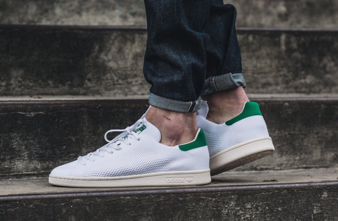 adidas stan smith pk in piedi adidasoriginals originali.