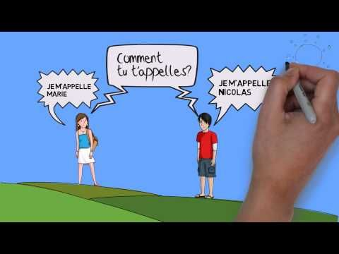 French greetings song for children video french pinterest french greetings song for children m4hsunfo