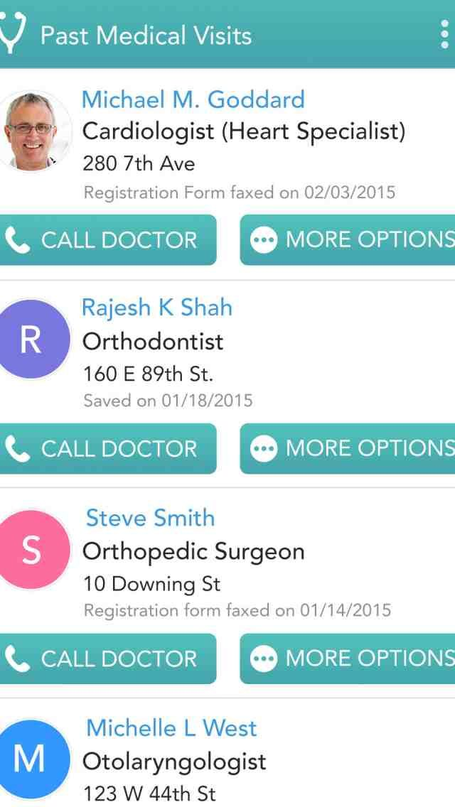 Yosi Patient Registration App for Android - No more taking time to - patient registration form