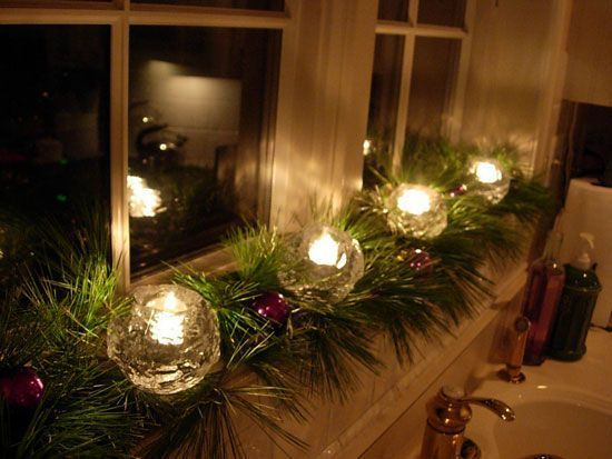 1000 ideas about window sill decor on pinterest window sill - Window Sill Christmas Decorations
