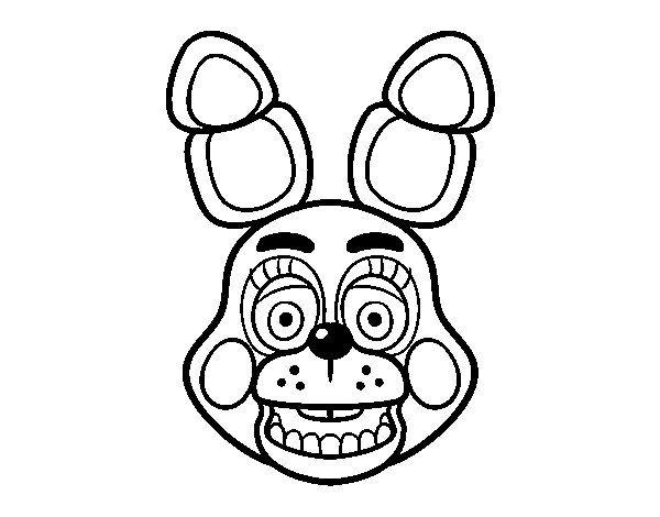 Resultado De Imagen Para Five Nights At Freddy S 2 Imagenes Para Colorear Paginas Para Colorear Dibujos En Cuadricula Freddy S