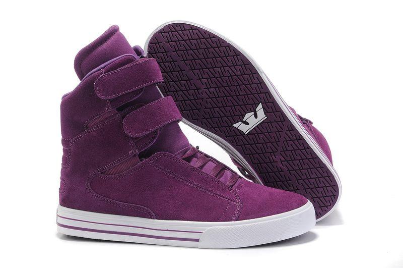 Supra TK Society Maroon Hight Tops Women Shoessupra skytop red Online Retailer