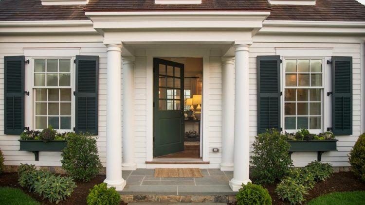 A Cape Cod Front Door Hgtv Dream Home