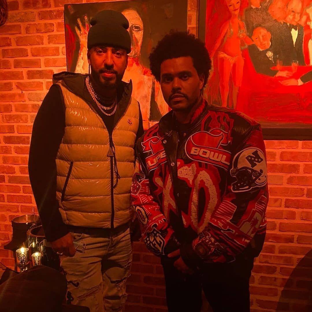 Bruno Theweekndprt On Instagram Last Night In 2021 Abel The Weeknd The Weeknd Billboard Music Awards