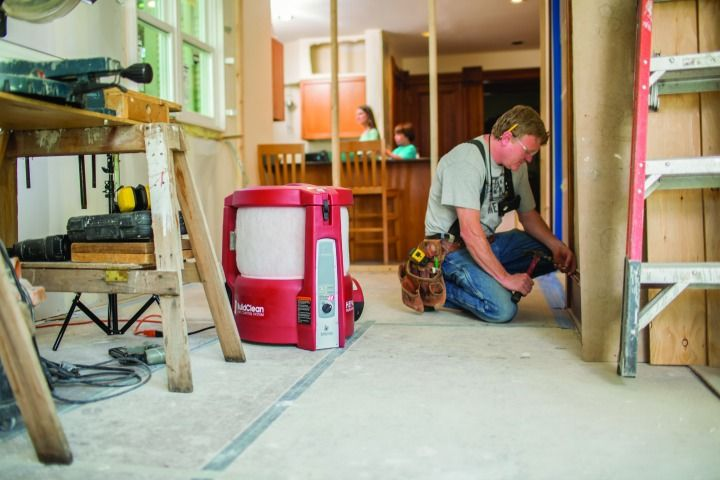 What to Know About Controlling Dust During Remodeling You can't eliminate dust during construction, but there are ways to contain and remove as much of it as possible.  But during a remodeling project, it's particularly abundant — and potentially hazardous. http://bit.ly/Controlling-Dust-During-Remodeling