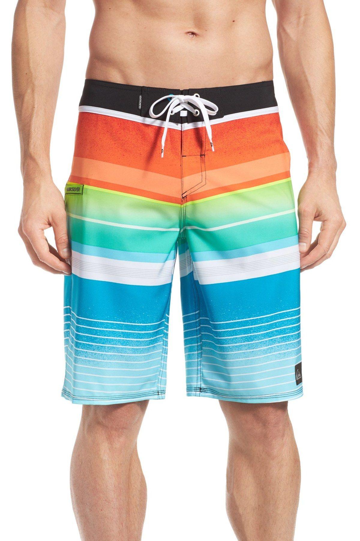 597eaaae08 Everyday Stripe Boardshort | Products | Pinterest | Shorts, Stripes ...