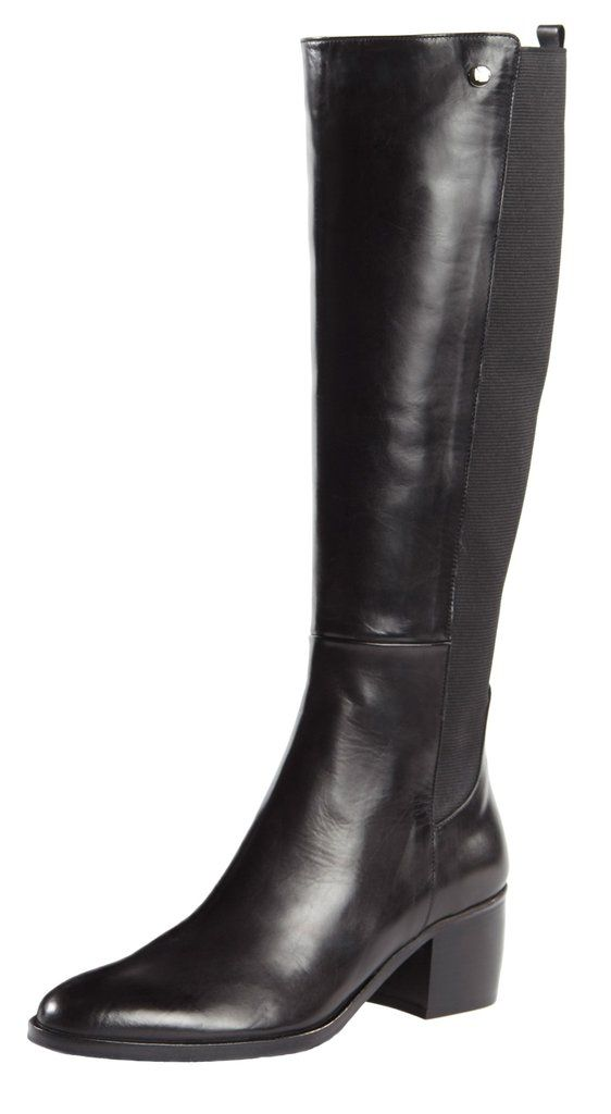 d165534f46f Italian Handcrafted tall stretch shaft pull-on boots - sizes US4-US12!