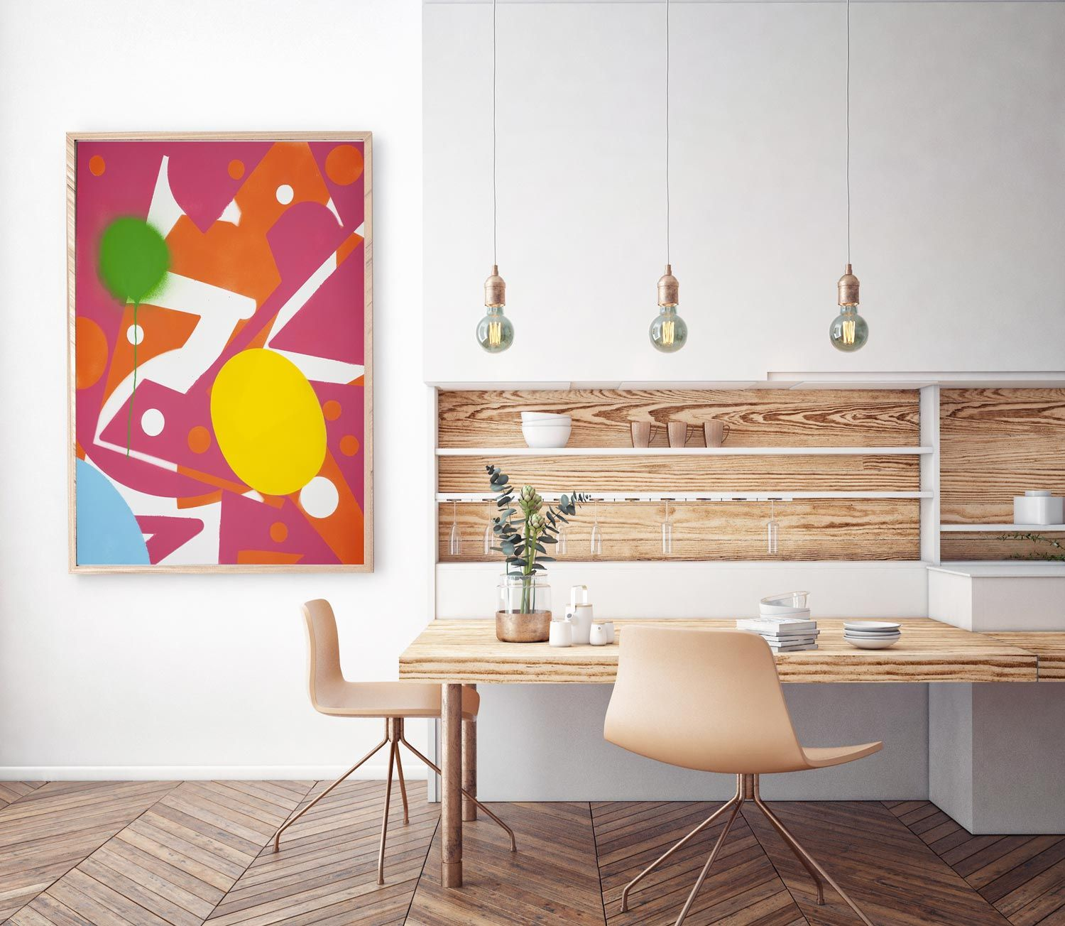 Art For Commercial And Residential Spaces Interior Design And