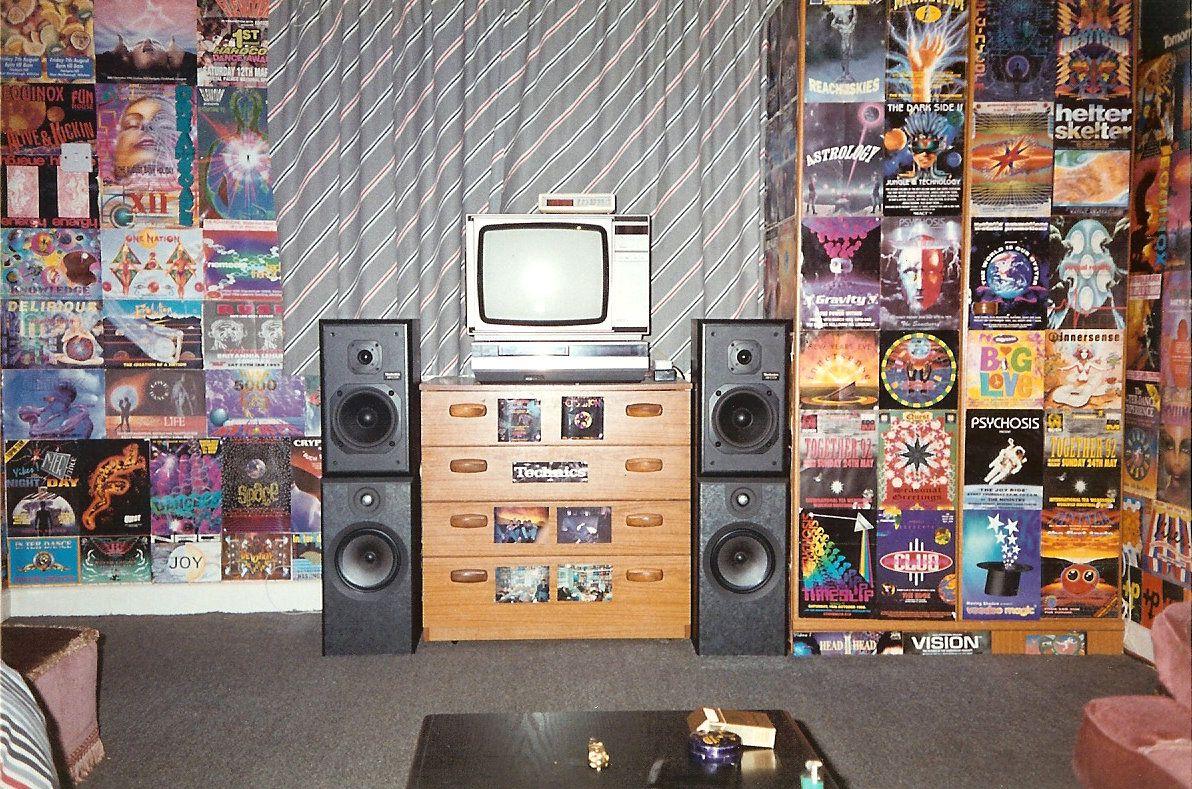 90's rave poster - Google Search   90s RAVE   Pinterest ...