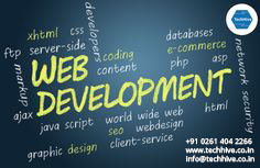 Focus on providing quality and cost effective dynamic web development services.