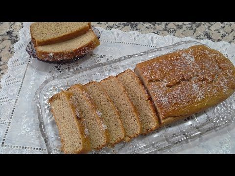 كيك بدون سكر و بدون مواد دسمة Cake Sans Sucre Et Matier Grasse Youtube Desserts Food Breakfast