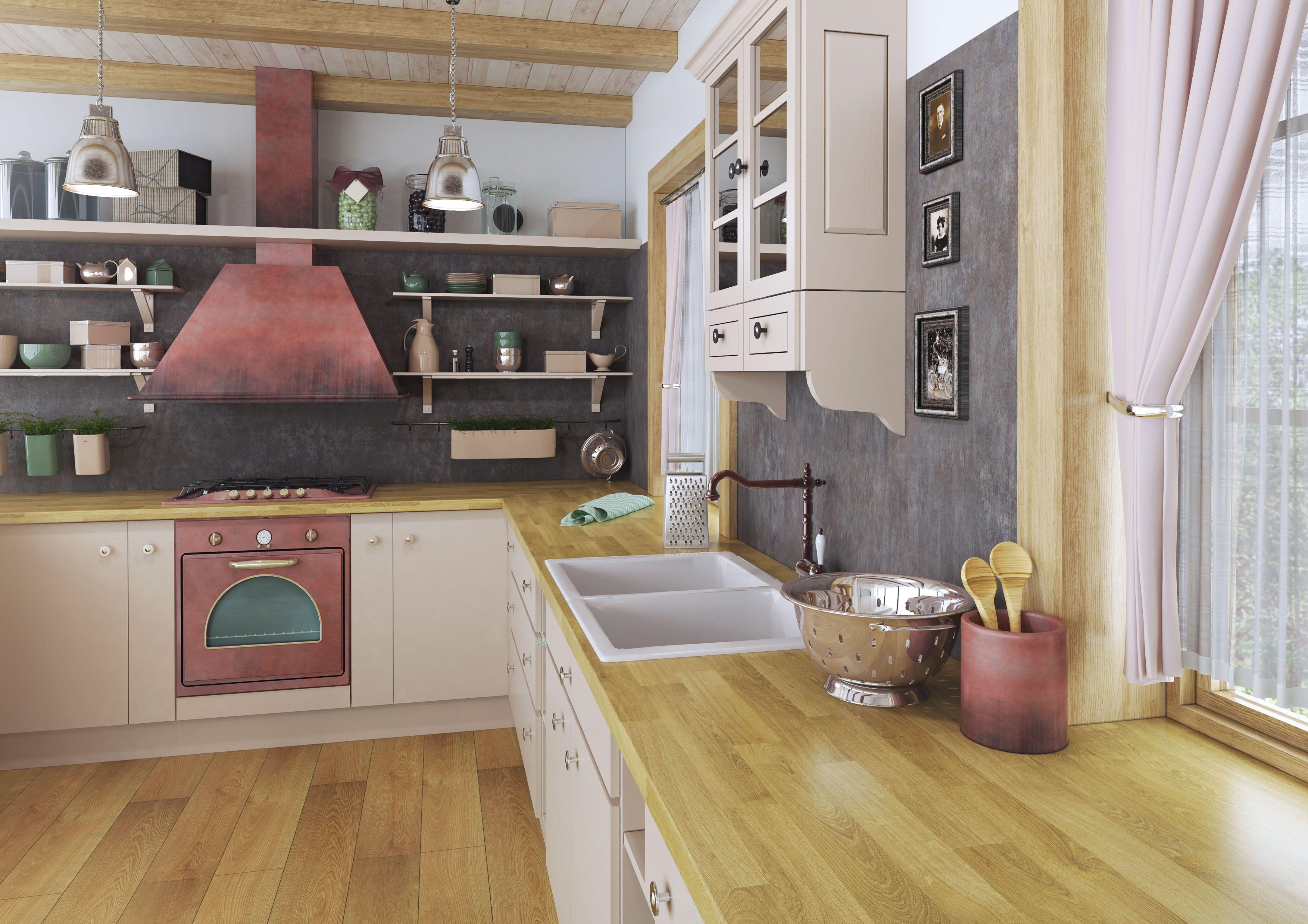 Blat Kuchenny Swiss Krono D1045 Ow Dab Wspolczesny Klepka Home Home Decor Kitchen Cabinets