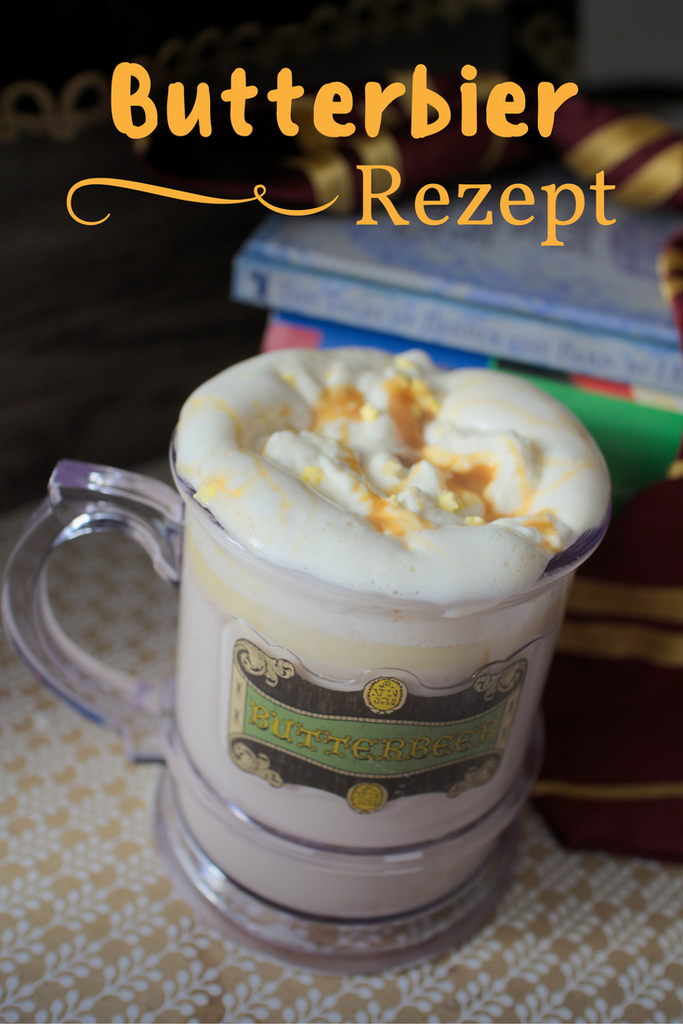 Photo of [Rezept] Make Butter Beer Yourself | The Hangry Stories