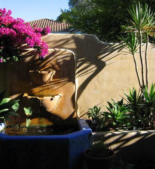 Mexican Style Garden Designs and Yard Landscaping Ideas | Pinterest ...