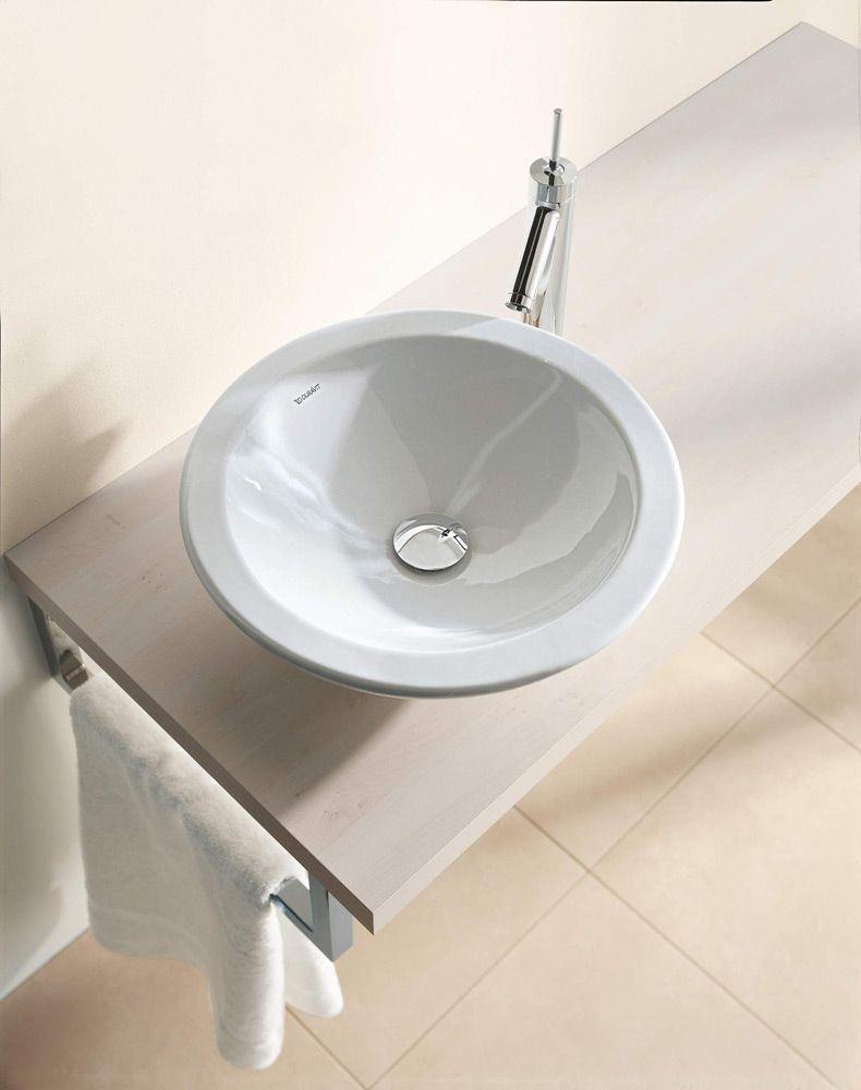 Piletta Per Lavabo Da Appoggio lavabo bagnella duravit lavabo da appoggio realizzato in