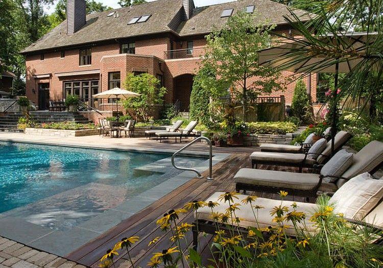 Cool Backyard Swimming Pools backyard swimming pool ideas pretty wonderful backyard ideas