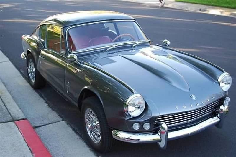 jeff 39 s 1968 triumph gt6 mk1 souvenirs ind l biles voiture anglaise voiture voitures. Black Bedroom Furniture Sets. Home Design Ideas