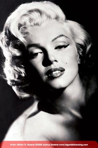 Marilyn Monroe Red Lips Movie Poster Print 24 By 36 Inch Pyramid