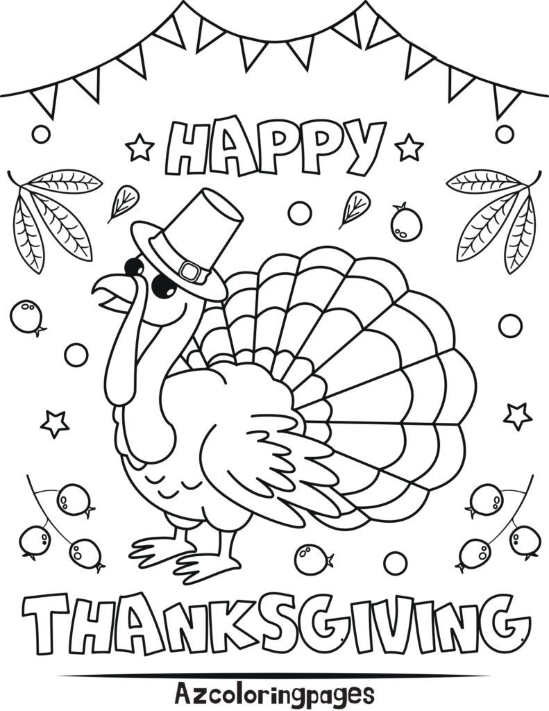Free 04 Thanksgiving Coloring Pages 2020 Turkey Printables Download Thanksgiving Coloring Pages Free Thanksgiving Coloring Pages Thanksgiving Color [ 1024 x 791 Pixel ]