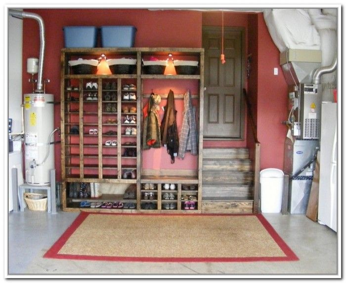 Diy Shoe Storage Garage   Google Search
