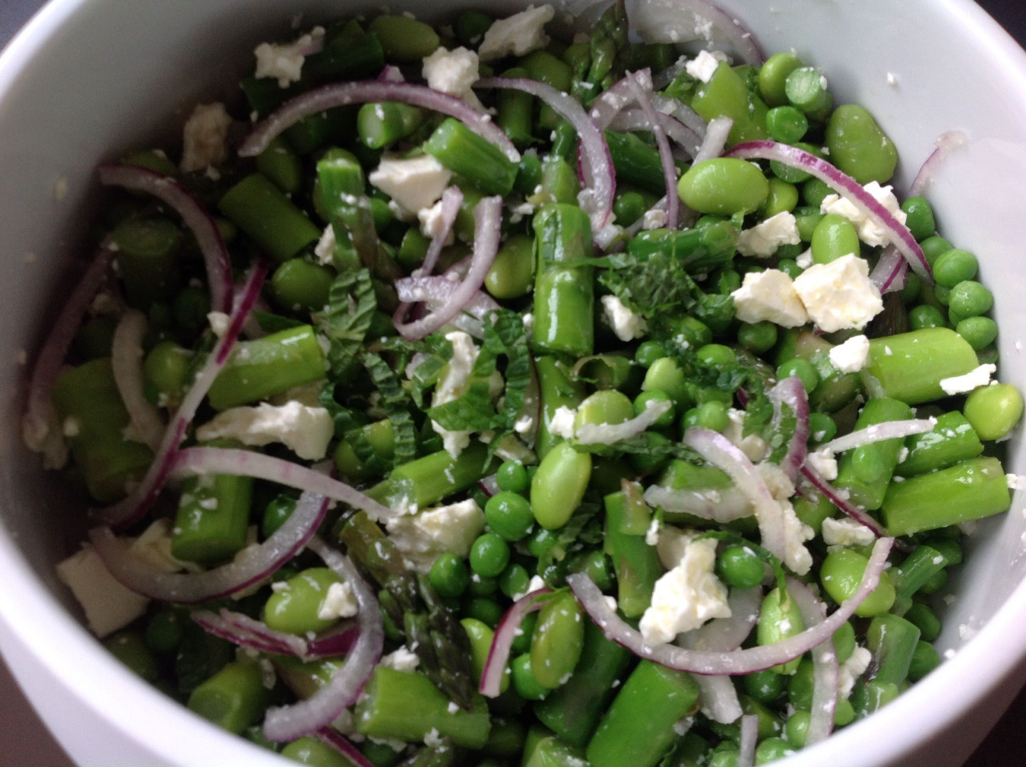 salat til lam