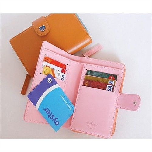 New Multifunctional Phone Bag Wallet Ramdon Colour - New Arrivals- - TopBuy.com.au