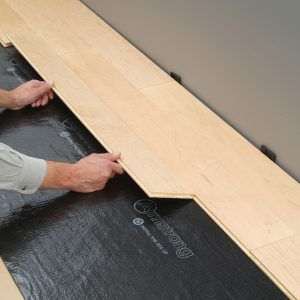 Nails Or Staples For Oak Hardwood Flooring