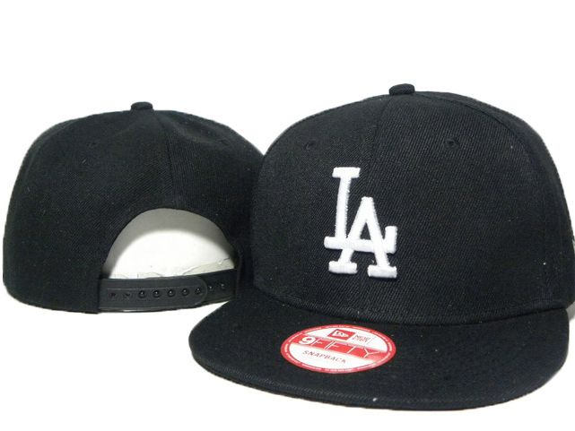 Los Angeles Dodgers Snapback Black  27fd4170a51