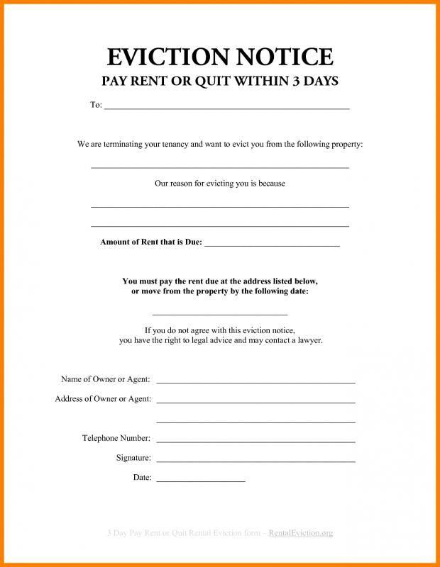3 Day Eviction Notice Florida Beneficialholdings Info Eviction Notice 30 Day Eviction Notice Letter Templates Free