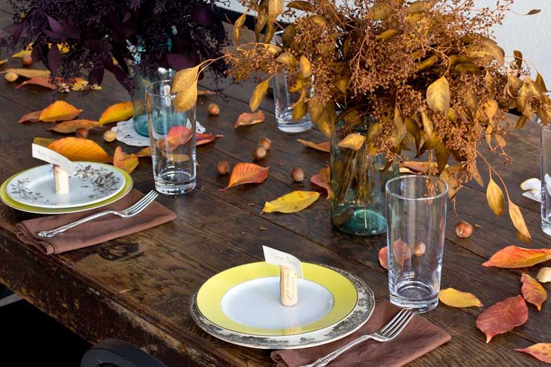 The best fall banquet table decorations ideas on
