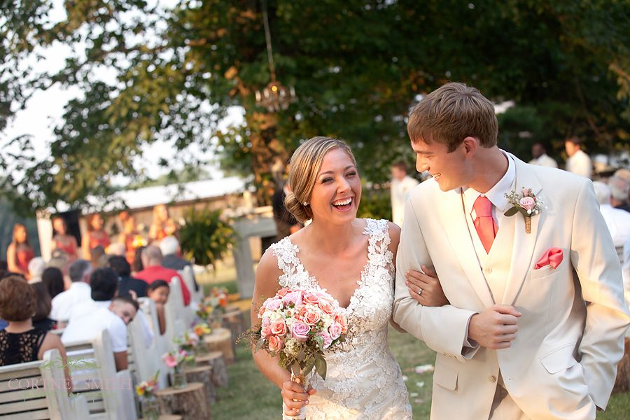 That is one happy married lady! :)